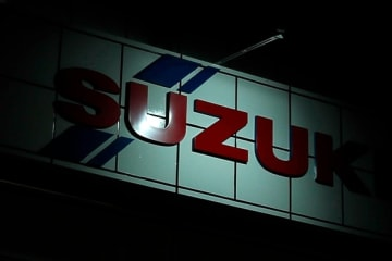 (Credit) Suzuki Motor logo