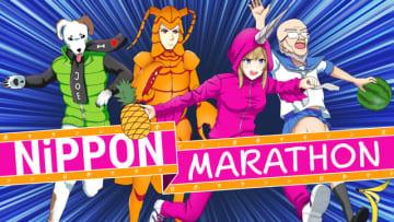 勘違い日本風レースゲー『Nippon Marathon』正式リリース日決定! ダイアナ・ガーネットが主題歌を歌うトレイラーも