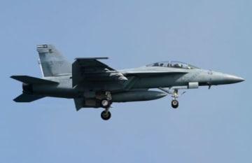 米軍機墜落、沖縄復帰後50件に FA18の南大東沖墜落、日米共同訓練中