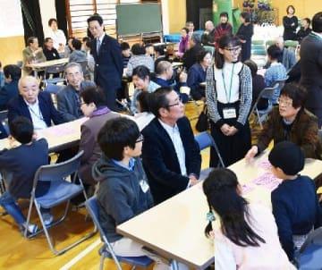 福岡市長選リポート<早良区> 都会の過疎、地域の核失う 「山っ子」小学校、休校へ