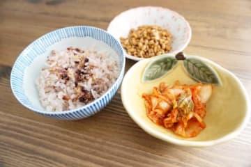 お米だけでなく発酵食品も腸内環境を整えます