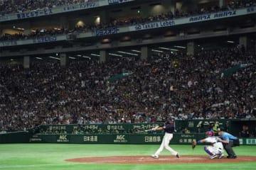 「2018日米野球」は11日まで、東京ドームで3試合が行われた【写真:Getty Images】