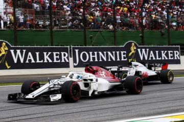 エリクソン「スタート直後の接触で大きなダメージを負ってしまった」:ザウバーF1ブラジルGP日曜