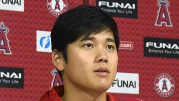 MLBエンゼルス・大谷翔平選手が新人王 日本人4人目
