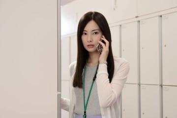北川景子、美しい - (C) 2018映画「スマホを落としただけなのに」製作委員会