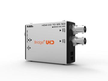 [InterBEE2018]エーディテクノ、12G-SDI/クワッド3G-SDI対応コンバーター4機種を発売