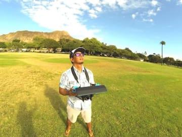 [ハワイ ドローン観光案内]Vol.37 様々な問題勃発!マイクロドローンパイロットへの道は険しい