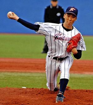 東日本国際大、4強入り逃がす 明治神宮野球大会