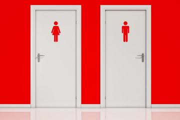 男子トイレに間違って入った女子の体験談3選