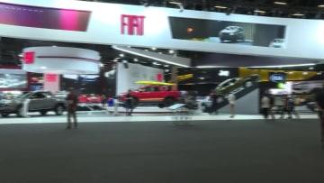 サンパウロ·モーターショー開幕 現地生産中国車出展