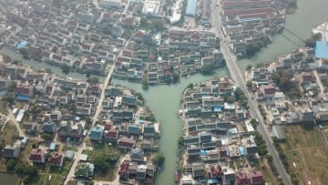 民営経済が小さな町を活性化 江蘇省蘇州市呉江区