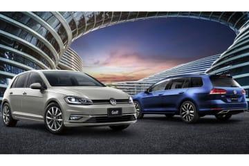 VW 「Golf Variant」の特別仕様車「Tech Edition」シリーズ 販売開始