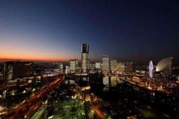 横浜・みなとみらい25施設が12月21日、全館ライトアップ!一夜限りの「タワーズミライト」