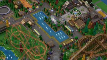 遊園地経営シム『Parkitect』正式リリース日決定! バージョン1.0ではキャンペーンモードも登場