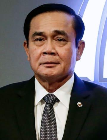 タイのプラユット首相(ロイター=共同)