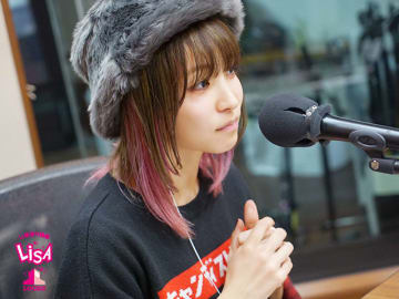 LiSA「一週間くらい黙ってました」北海道公演延期に「ごめんなさい」