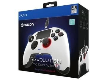 PS4向けe-Sports仕様コン「レボリューション プロ コントローラー2 ホワイト」12月13日より国内販売!