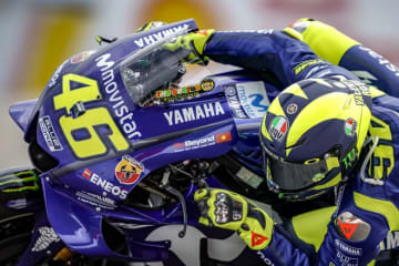 MotoGP:FIMが2019年施行の技術規則と懲罰事項を発表。来季使用するヘルメットはFIMの認定が必要に