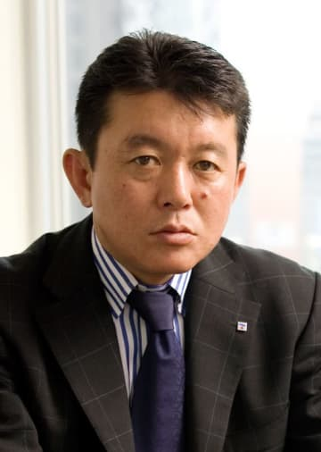 Takara Leben Co President Kazuichi Shimada