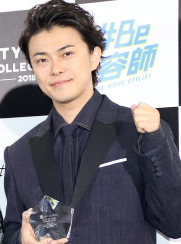 「ベストスタイリングアワード2018」授賞式に登場した勝地涼さん