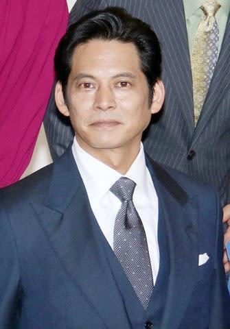 連続ドラマ「SUITS/スーツ」で主演を務めている織田裕二さん