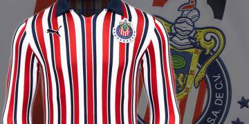 鹿島と対戦!メキシコのチバス、超レトロなクラブW杯ユニフォームを発表