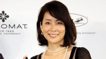「第15回 万年筆ベストコーディネイト賞2018」の表彰式に登場した内田恭子さん