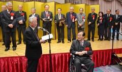 民団岡山県本部が70周年祝賀会