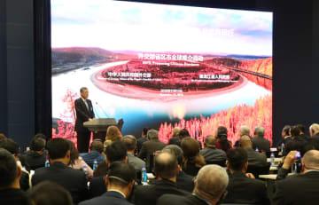 横井裕·駐中国大使「日中両国の協力は巨大な潜在力を持つ」