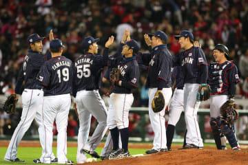 日米野球第4戦、つなぐ野球で侍ジャパン逆転勝利