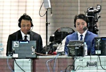 ソフトB内川が日米野球ゲスト解説 「柳田は相当すごいんじゃないか」
