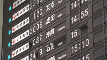 """空港の""""パタパタ""""に惜しむ声 「ベストテンのような昭和感」"""