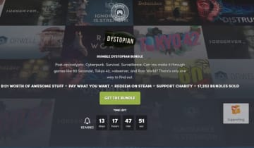 『Tokyo 42』『Beholder』などが1ドルから!「HUMBLE DYSTOPIAN BUNDLE」ーサバイバル、サイバーパンクゲームを中心にラインナップ