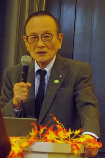 「感性と人間力を磨くことが大切」と話す山本会長