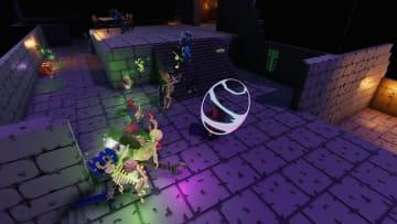 ダンスアクションADV『Skeletal Dance Party』「本作は『ピクミン』にインスパイアされた物理ベースのダンジョンクロウラー」【注目インディーミニ問答】