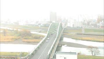 旭川市で史上2番目に遅い初雪 15日朝にかけ寒気のピーク