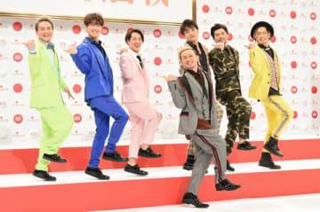 「第69回NHK紅白歌合戦」に出場が決まった「DA PUMP」のメンバー