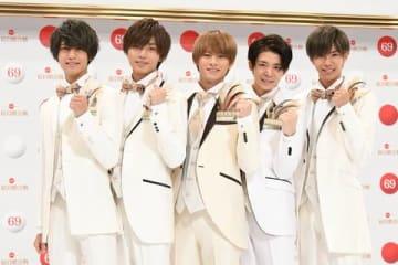 「第69回NHK紅白歌合戦」に出場が決まった「King & Prince」