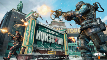『Call of Duty: Black Ops 4』シリーズおなじみの「Nuketown」が国内PS4向けに配信開始