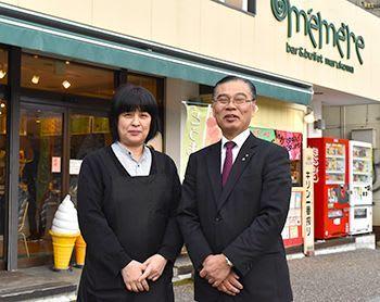 「北海道は元気です」 地震被災地応援ツアー 辺土名出身・佐々木さん 県人へ訪問呼び掛け