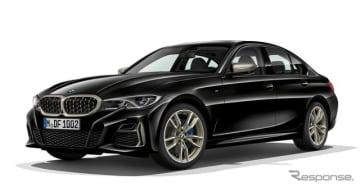 新型BMW 3シリーズの M340i xDrive セダン