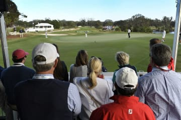 コースの短さゆえ、グリーン上での勝負に重きが置かれる Photo by Stan Badz/PGA TOUR