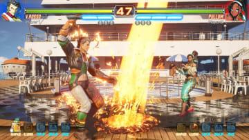PC版『FIGHTING EX LAYER』11月30日発売決定!―PS4パッケージ版は12月6日発売