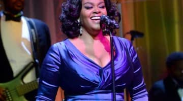 Jill Scott: The Tenth Annual UNICEF Snowflake Ball - Inside