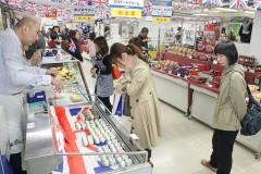 天満屋岡山店で「英国展」始まる