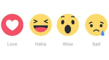 New Facebook Like Emojis