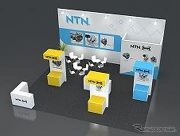 NTN ブースイメージ