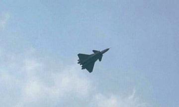 中国空軍副司令官がJ20について語る「初歩的な作戦能力を備えた」―中国メディア