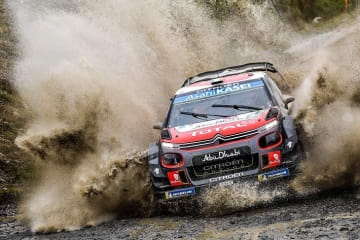 シトロエン C3 WRC