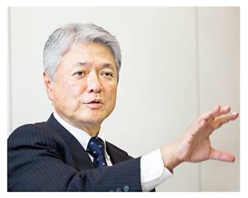 メタルワン西日本・本田社長
